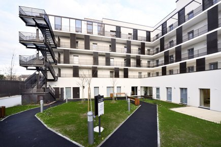 EHPAD Résidence de la Rue John Lennon - 95370 - Montigny-lès-Cormeilles (1)
