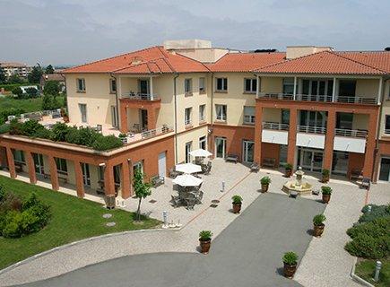 EHPAD Résidence Domaine de Borderouge - 31200 - Toulouse (1)