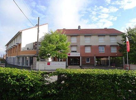 EHPAD Résidence L'Ambarroise - 01500 - Ambérieu-en-Bugey (1)
