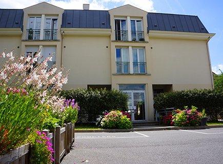 EHPAD Résidence La Villa des Ainés - 78270 - Bonnières-sur-Seine (1)