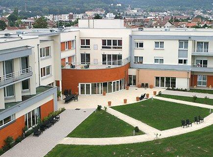 EHPAD Résidence Les Cygnes - 54000 - Nancy (1)