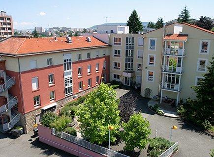 EHPAD Résidence Rénouard - 63000 - Clermont-Ferrand (1)