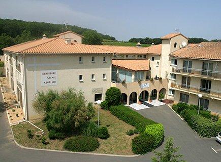 EHPAD Résidence Sainte-Clotilde - 34720 - Caux (1)
