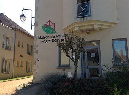 EHPAD Roger Besson - Maison de Retraite et SSIAD - 03150 - Saint-Gérand-le-Puy (1)