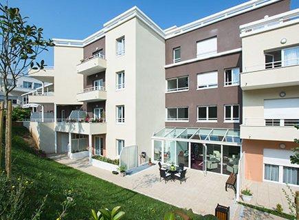 Emera - Résidence Seniors du Parc - 92320 - Châtillon (1)