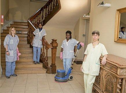 ESAT Etablissement de Services et d'Aide par le Travail - Centre de Gérontologie - Clinique Léopold Bellan - 78200 - Magnanville (1)