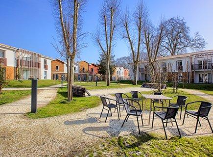 Espace et Vie Saint-Aubin de Médoc, Résidence avec Services - 33160 - Saint-Aubin-de-Médoc (2)