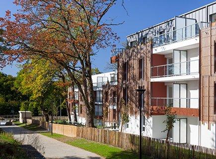 Espace et Vie Saint Herblain, Résidence avec Services - 44800 - Saint-Herblain (2)