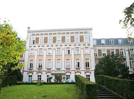 G.H.C. (Groupe Hospitalier Les Cheminots, Hôpital de Ris-Orangis) - 91130 - Ris-Orangis (1)