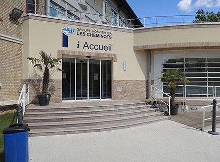 Groupe Hospitalier Les Cheminots, Hôpital de Draveil - 91210 - Draveil (6)
