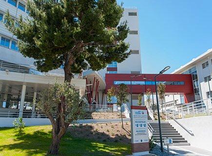 Institut Paoli-Calmettes, Centre Régional de Lutte contre le Cancer - 13273 - Marseille 09 (1)