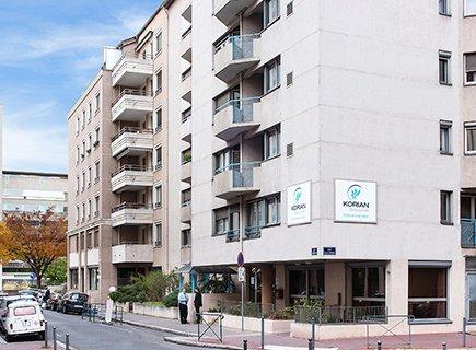 Korian - Clinique Bellecombe - 69003 - Lyon 03 (1)