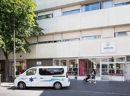 Korian - Clinique Canal de l'Ourcq - 75019 - Paris 19 (1)