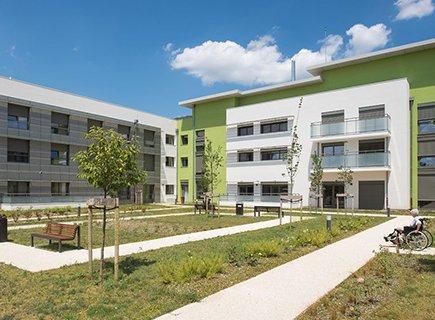 Korian - Clinique Le Balcon Lyonnais - 69110 - Sainte-Foy-lès-Lyon (6)