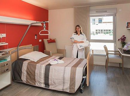 Korian - Clinique Le Grand Parc - 78280 - Guyancourt (3)