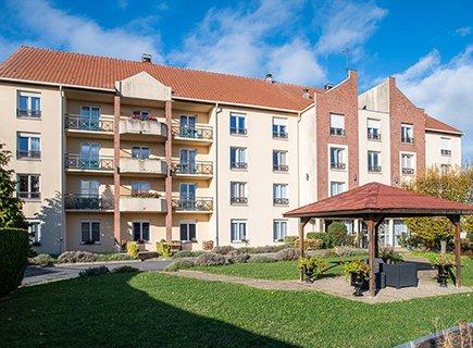 Korian Georges Morchain - 59554 - Neuville-Saint-Rémy (1)