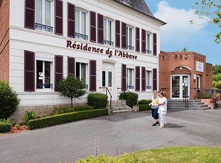 Korian Hauts de L'Abbaye - 59730 - Solesmes (1)