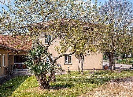 Korian Home de Cortefredone - 01310 - Curtafond (1)