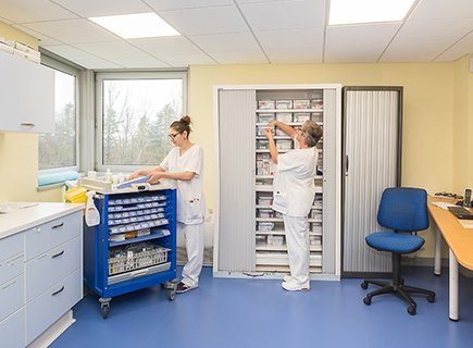 Korian Hospitalisation à Domicile Clermont-Ferrand - 63100 - Clermont-Ferrand (5)
