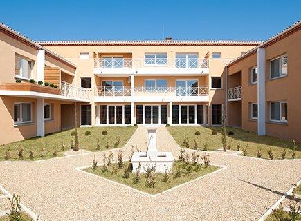 Korian La Villa Mozart - 34410 - Sérignan (1)