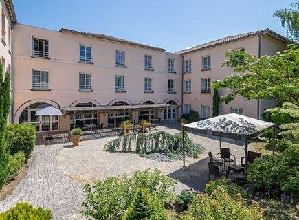 Korian Villa Ortis - 38200 - Jardin (1)