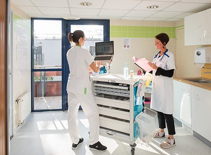 Korian Yvelines Sud Hospitalisation à Domicile - 78280 - Guyancourt (1)