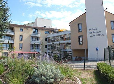 Maison de Retraite - EHPAD Mon Repos - 63190 - Lezoux (1)