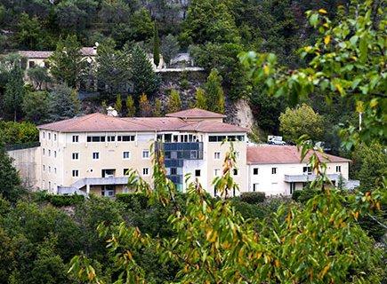Maison de Retraite L'Albarea - 06420 - La Tour (1)
