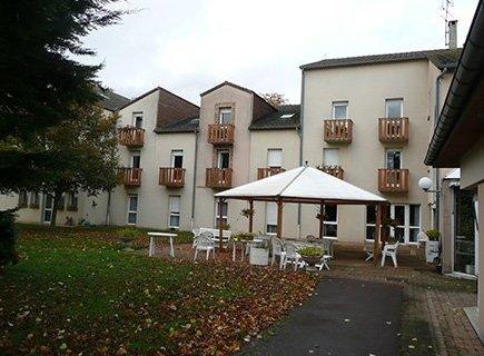 Maison de Retraite Résidence Le Bois la Rose - 27220 - Saint-André-de-l'Eure (1)