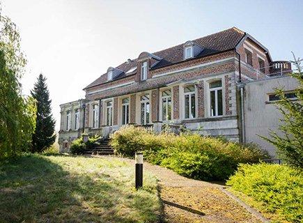 Résidence du Château (Fondation Partage et Vie) - 59176 - Écaillon (1)