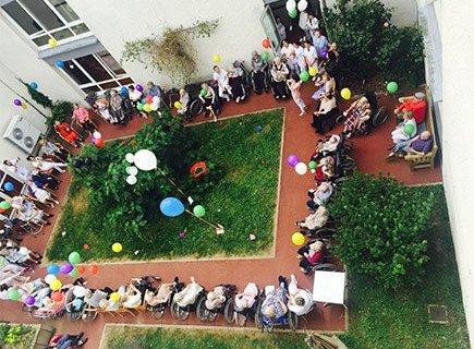 Résidence Les Tilleuls (Fondation Partage et Vie) - 59310 - Beuvry-la-Forêt (1)