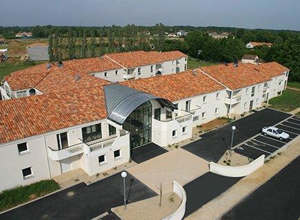 Résidence Services Les Jardins de Salomé - 86240 - Fontaine-le-Comte (1)
