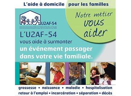 U2AF-54 Union des Associations d'Aide à la Famille de Meurthe et Moselle - 54000 - Nancy (1)