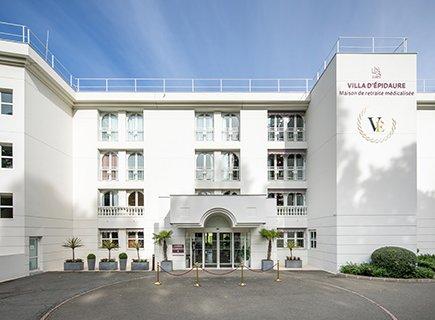 Villa d'Épidaure LNA Santé - 78170 - La Celle-Saint-Cloud (1)