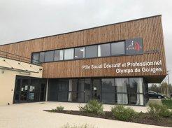 ANRAS - Pôle Social Educatif et Professionnel Olympe De Gouges - 11400 - Fendeille
