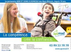 Service d'Actions Médico Sociales - 68060 - Mulhouse - APAMAD Association pour l'Accompagnement et le Maintien à Domicile