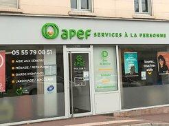 APEF Services - 87000 - Limoges