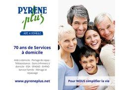 Association Pyrène Plus - Services de Proximité - 65001 - Tarbes