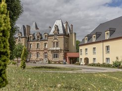 Etablissement d'Hébergement pour Personnes Agées Dépendantes - 28350 - Saint-Lubin-des-Joncherets - Colisée - Résidence Château du Haut-Venay