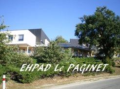 EHPAD Le Paginet Centre Intercommunal d'Action Sociale Ouest Aveyron Communauté - 12270 - Lunac