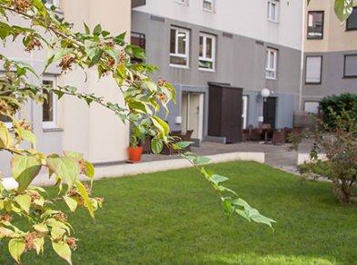 Etablissement d'Hébergement pour Personnes Agées Dépendantes - 69003 - Lyon 03 - EHPAD Résidence Part-Dieu (Réseau Oméris)