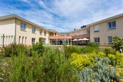 Etablissement d'Hébergement pour Personnes Agées Dépendantes - 08000 - Charleville-Mézières - EHPAD Résidence Patrice Groff