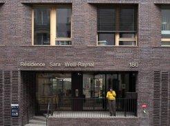 EHPAD Sara Weill Raynal - 75020 - Paris 20