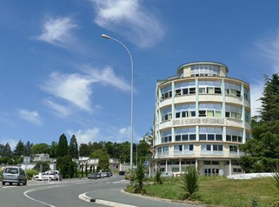 Établissement Public Départemental  - Etablissement et Service de Réadaptation Professionnelle de Clairvivre - 24160 - Salagnac