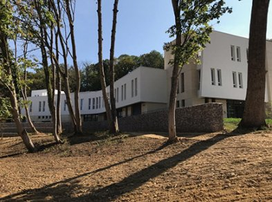 Fondation John Bost - La Porte Ouverte - 95180 - Menucourt