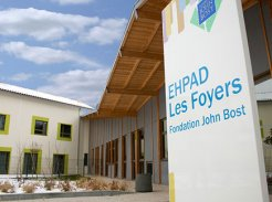 Fondation John BOST - Les Foyers - 64140 - Lons