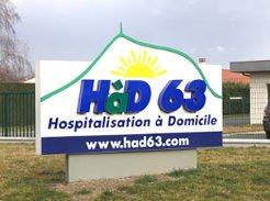 Hospitalisation A Domicile (HAD) - 63118 - Cébazat - HàD 63