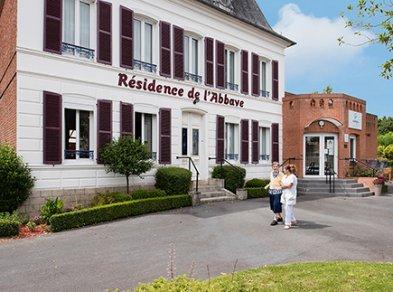 Korian Hauts de L'Abbaye - 59730 - Solesmes