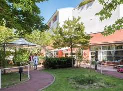 Etablissement d'Hébergement pour Personnes Agées Dépendantes - 75014 - Paris 14 - Korian Jardins d'Alésia