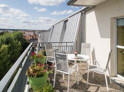 Etablissement d'Hébergement pour Personnes Agées Dépendantes - 54500 - Vandoeuvre-lès-Nancy - Korian Jardins du Charmois